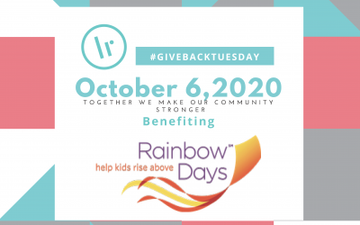 Give Back Tuesday @ Lily Rain