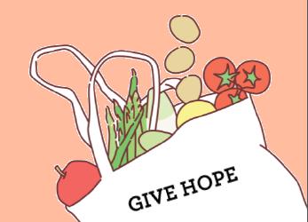 Give Hope this Holiday Season
